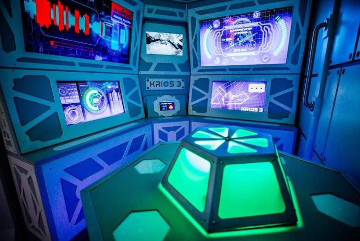 The Escape Game Mission Mars