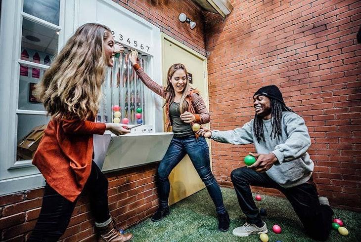 The Escape Game Underground Playground Austin