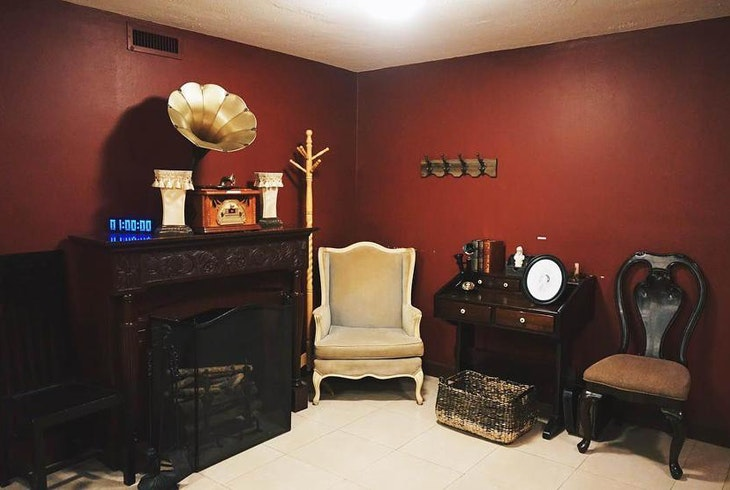 The Great Escape Room Sherlock