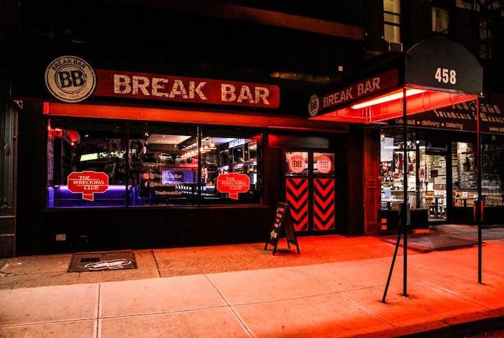 The Wrecking Club Break Bar