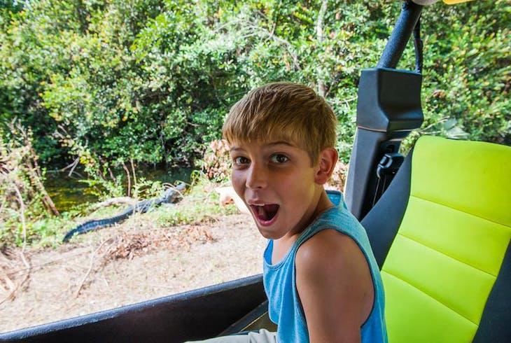 Tons Of Fun Tours Everglades