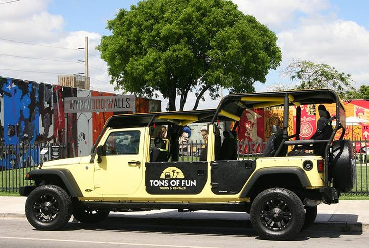 Tons Of Fun Tours Miami City