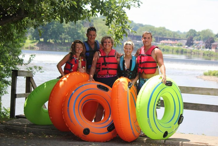 Twin Rivers Tubing Tubing
