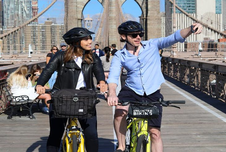 Unlimited Biking Brooklyn Bridge Bike Rentals