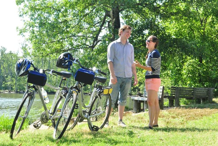 Unlimited Biking DC Alexandria To Mount Vernon Bike Rentals