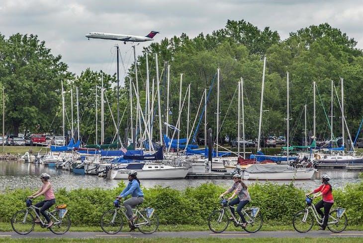 Unlimited Biking DC Alexandria To Mount Vernon Bike Rentals