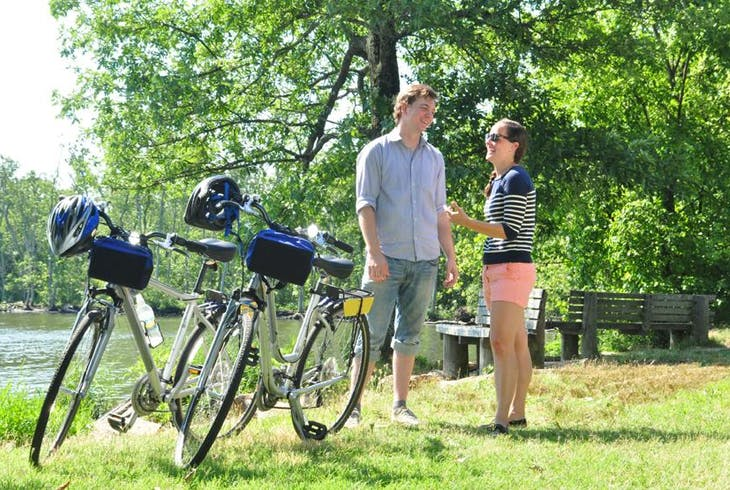 Unlimited Biking DC Alexandria To Mount Vernon EBike Rentals