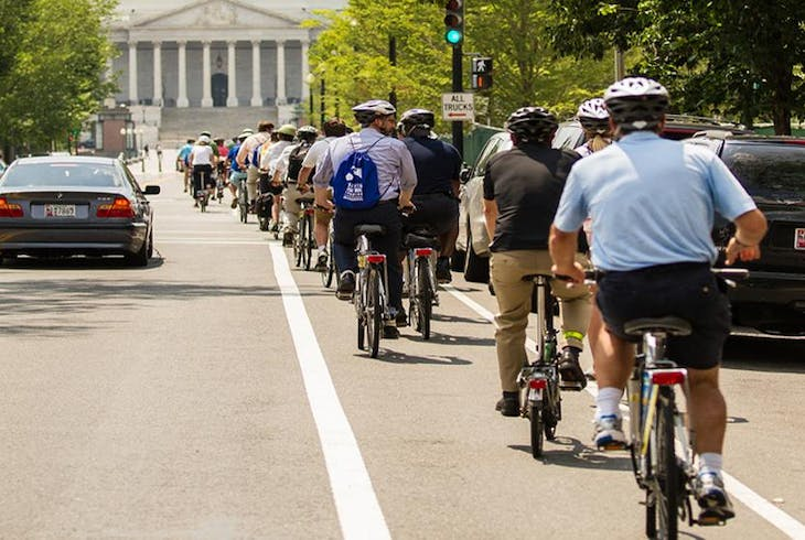 Unlimited Biking DC Monuments And Memorials Bike Tour