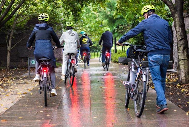 Unlimited Biking DC Washington DC Bike Rentals
