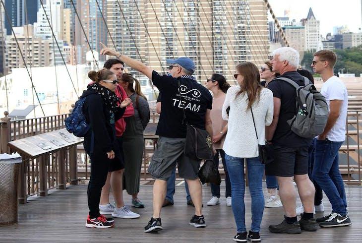Unlimited Biking NY Brooklyn Bridge Walking Tour