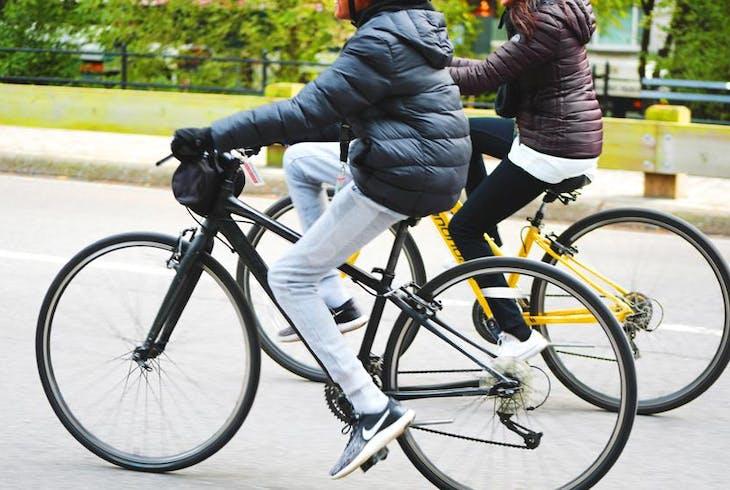 Unlimited Biking NY Central Park Bike Rentals