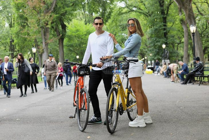 Unlimited Biking NY Central Park Bike Rentals
