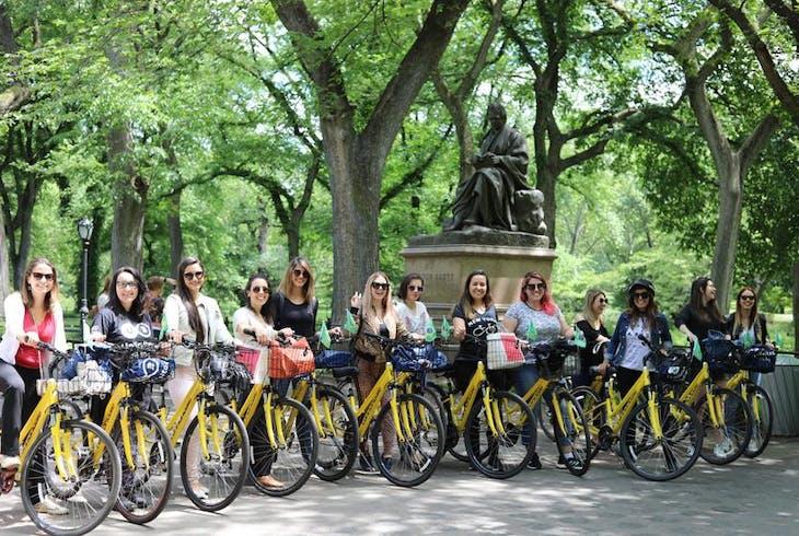 Unlimited Biking NY Central Park Bike Tour