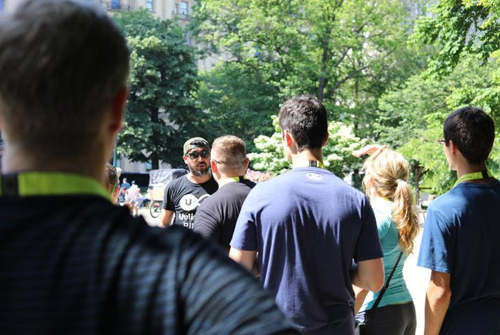 Unlimited Biking NY Central Park Walking Tour