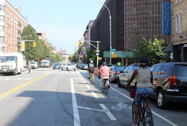 Unlimited Biking NY EastSide WestSide Bike Tour