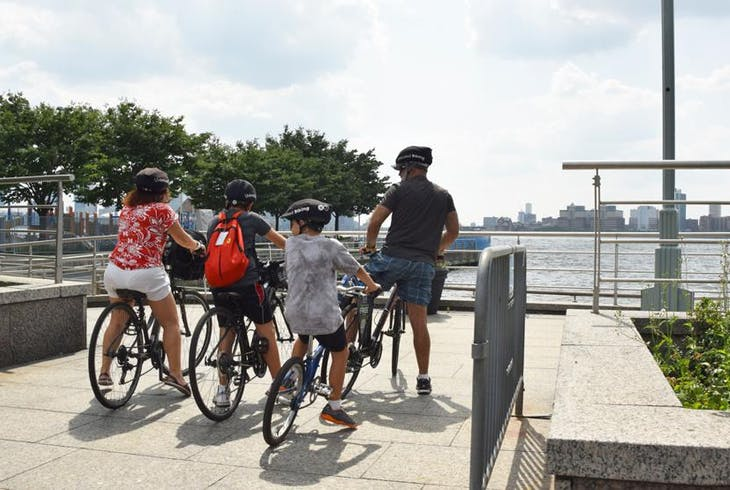 Unlimited Biking NY Harlem Bike Rentals