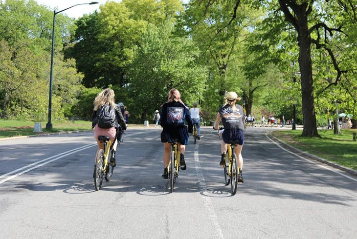 Unlimited Biking NY Highlights Bike Tour