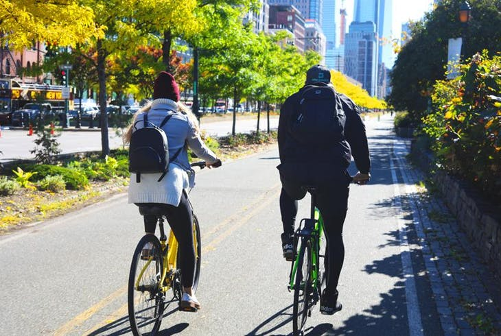 Unlimited Biking NY Hudson River Bike Rentals