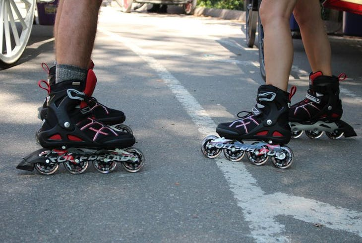 Unlimited Biking NY NYC Rollerblade Rentals