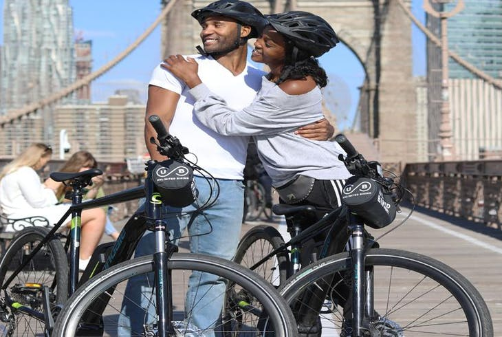 Unlimited Biking NY NYC EBike Rentals