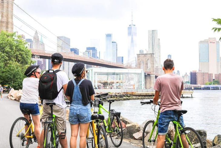 Unlimited Biking NY The Delights Of Brooklyn Bike Tour