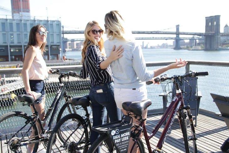 Unlimited Biking NY The Ethnic Apple Bike Tour