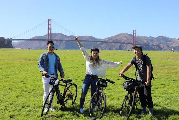 Unlimited Biking SF EBike Rentals