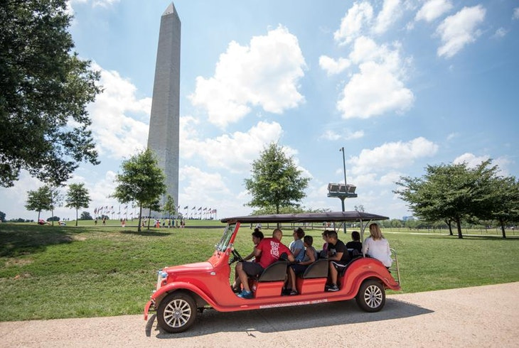 Urban Adventures DC Unveiled And Music History