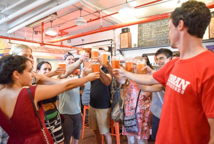 Urban Adventures NY Beer And More Beer