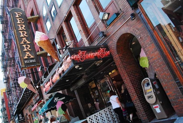 Urban Adventures NY Full Immigrant Experience