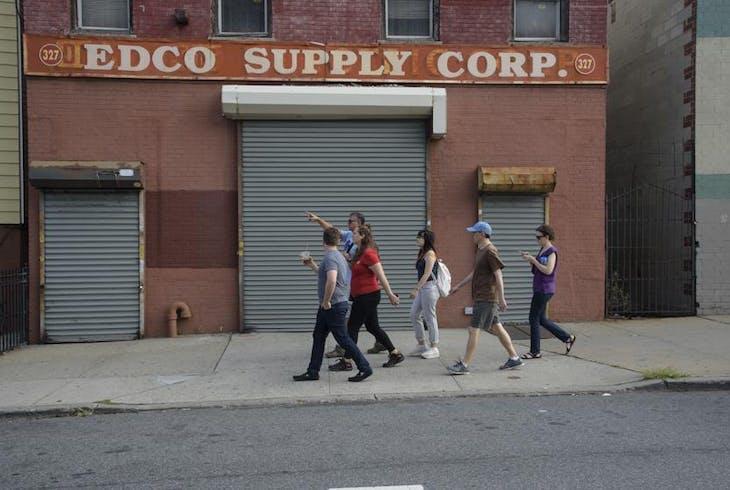 Urban Adventures NY Industry City