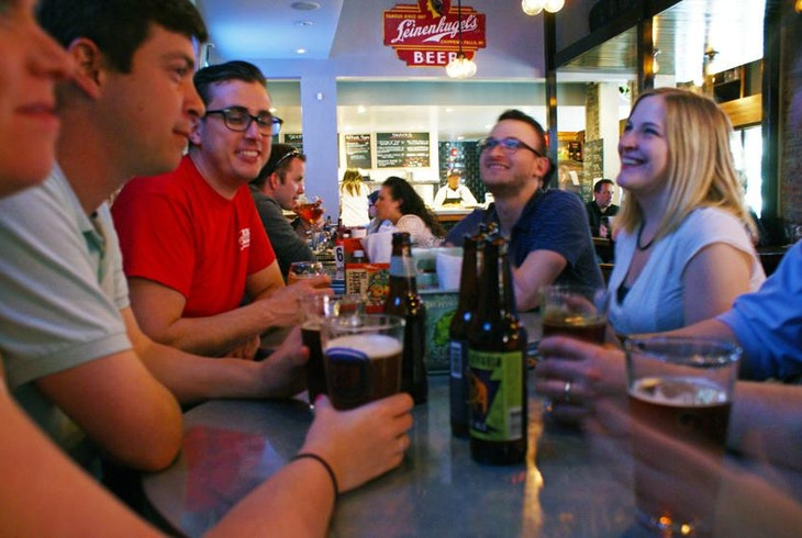 Urban Adventures PHL Philly On Tap