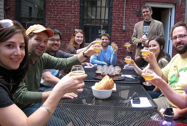 Urban Adventures Nyc Brewery Tour