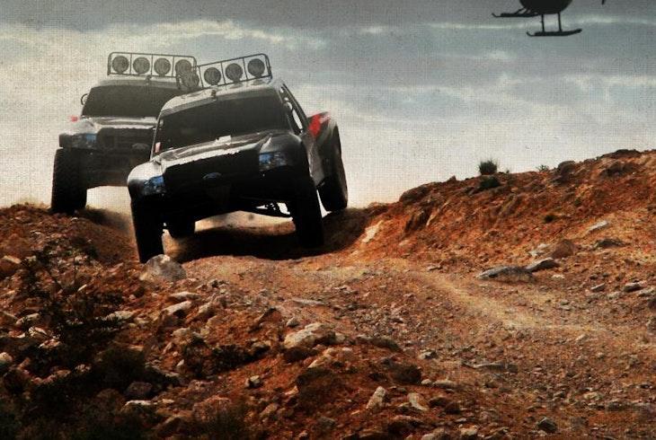 VORE Off Roading Desert