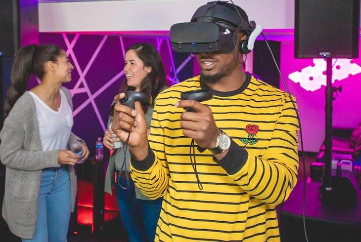 Virtual Reality Arcade Hollywood