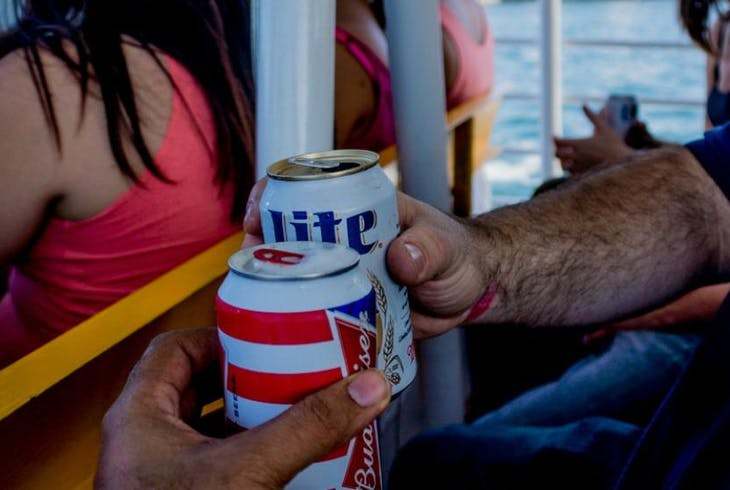 Vitamin C Communications Boat Bar Crawl