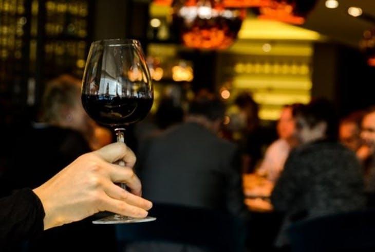 Walk Wine And Dine