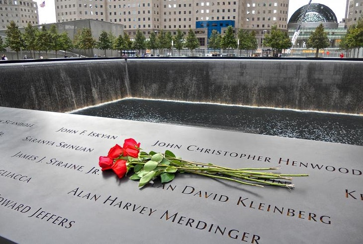 Walks Of New York 9 11 Memorial