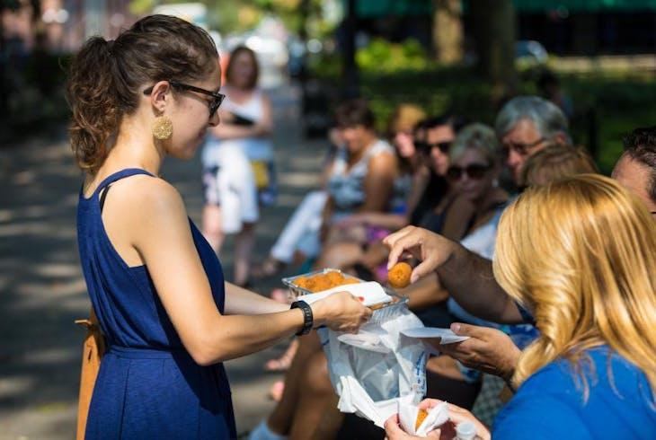 Walks Of New York Greenwich Villiage Food Tour