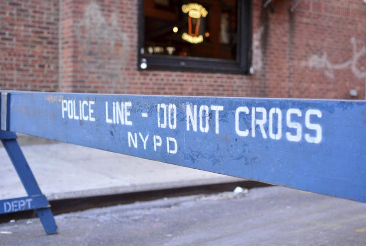 Walks Of New York Stories From The Dark Side Crime