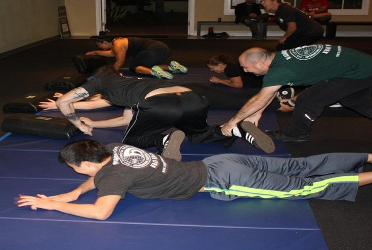 Warrior Elite Krav Maga