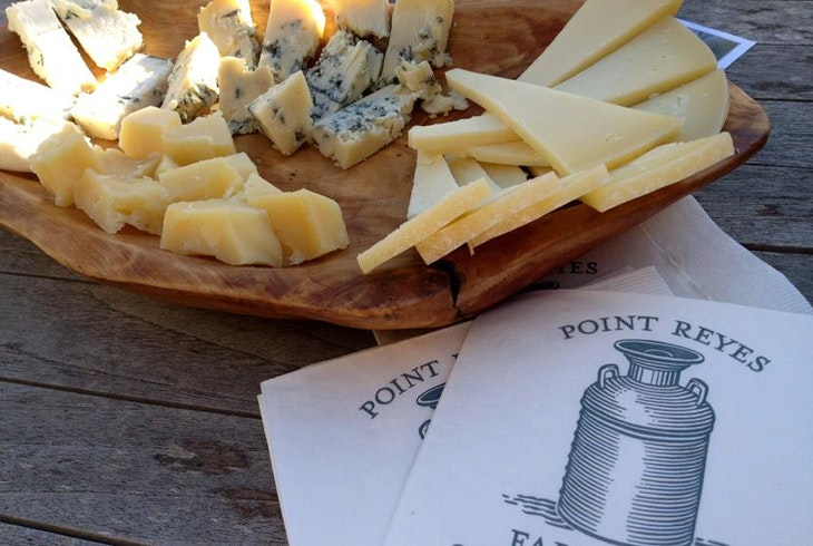 West Marin Food Farm Tours Cheese Lovers