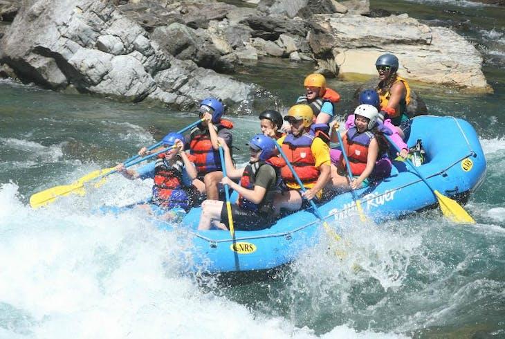 Wild River Adventures
