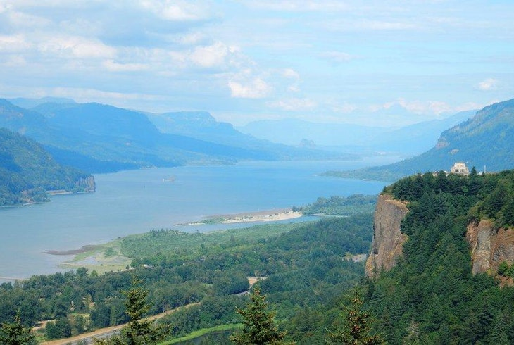 Wildwood Adventures Gorge Waterfalls Tour