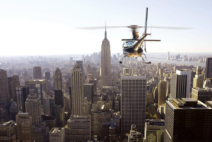 Wings Air Helicopters Private Group 45Mins