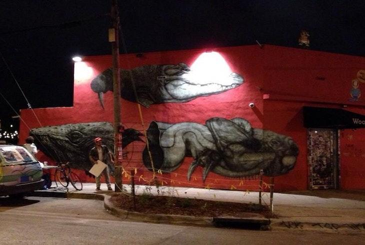 Wynwood Art Walk Self Guided Wynwood Graffiti Tour