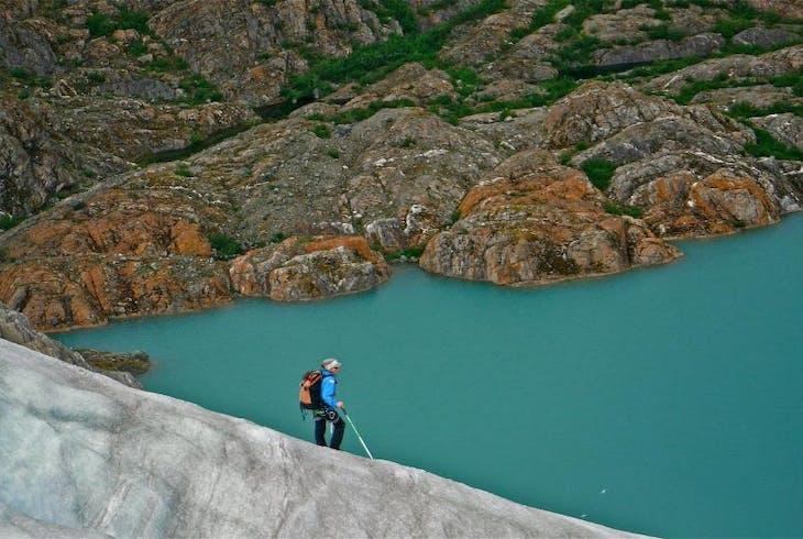 Above And Beyond Alaska Alpine Glacier Adventure