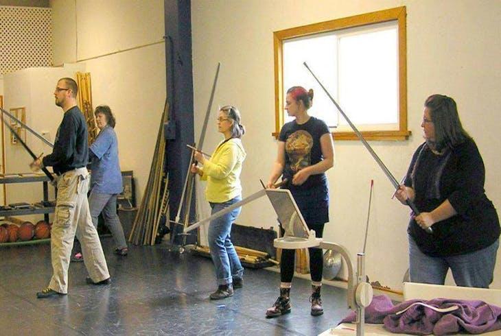 Academia Duellatoria Longsword Sword