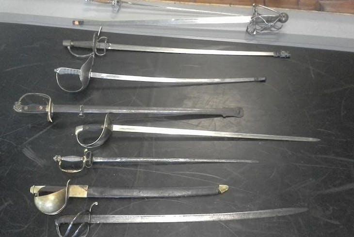 Academia Duellatoria Sword