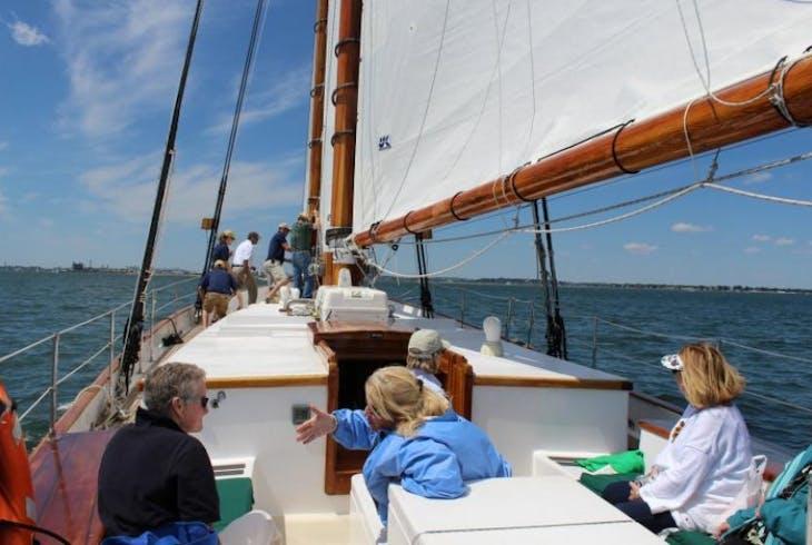 Adirondack Boat